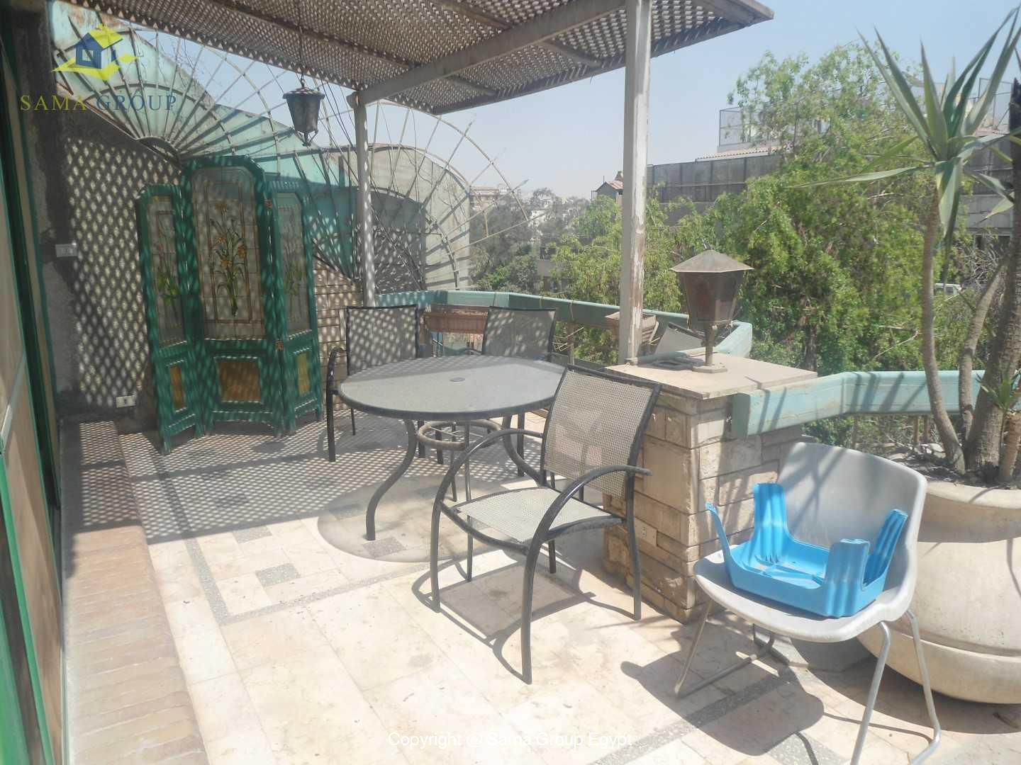 Penthouse For Rent In Maadi,Furnished,Penthouse NO #1