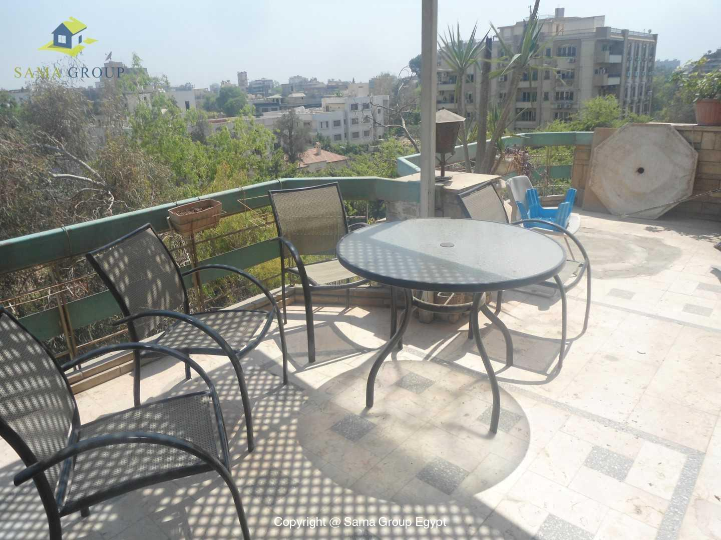 Penthouse For Rent In Maadi,Furnished,Penthouse NO #10