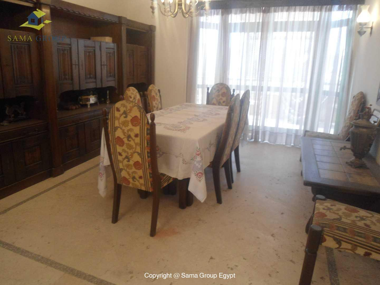 Penthouse For Rent In Maadi,Furnished,Penthouse NO #8