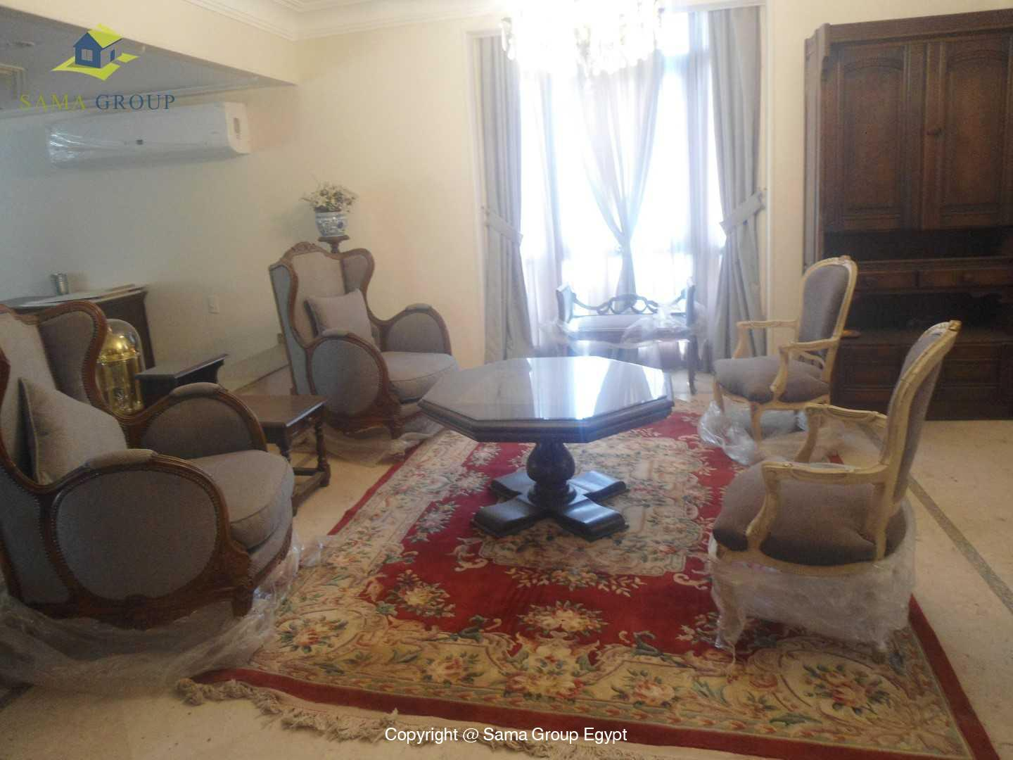 Penthouse For Rent In Maadi,Furnished,Penthouse NO #7