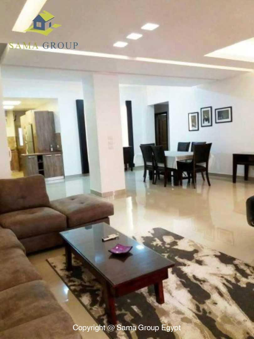 Brand New Apartment For Rent In Maadi Sarayat,Modern Furnished,Apartment NO #15
