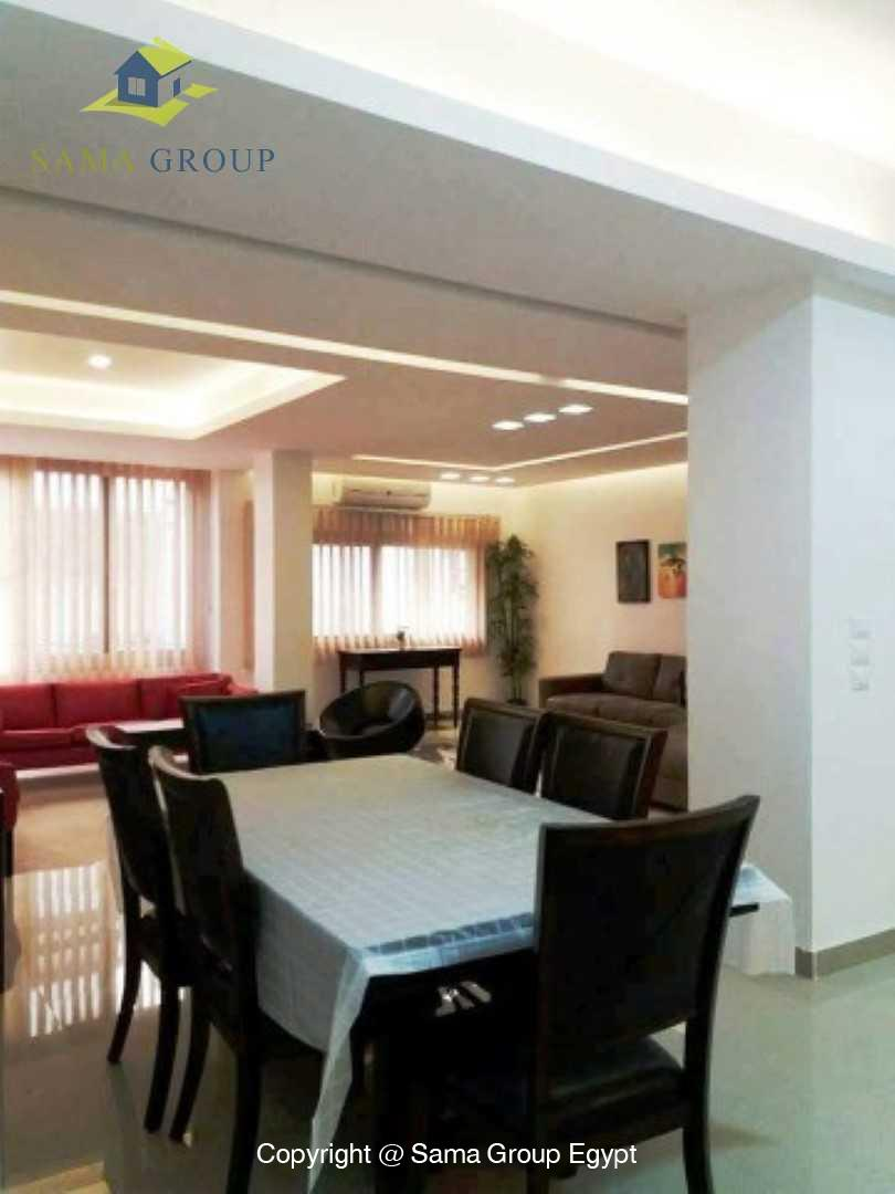 Brand New Apartment For Rent In Maadi Sarayat,Modern Furnished,Apartment NO #1
