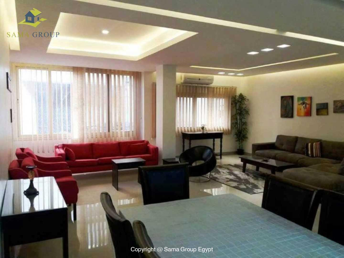 Brand New Apartment For Rent In Maadi Sarayat,Modern Furnished,Apartment NO #2