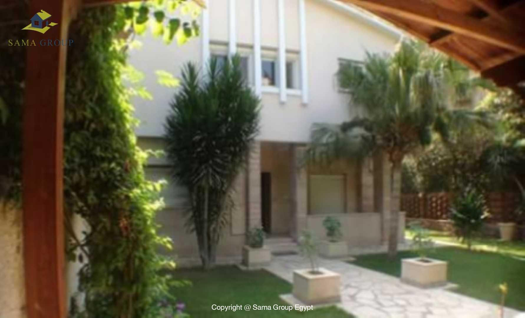 Villa with swimming pool For Rent In Maadi,Furnished,Villa NO #15