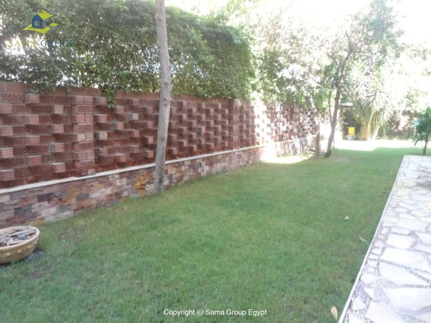 Villa with swimming pool For Rent In Maadi,Furnished,Villa NO #3