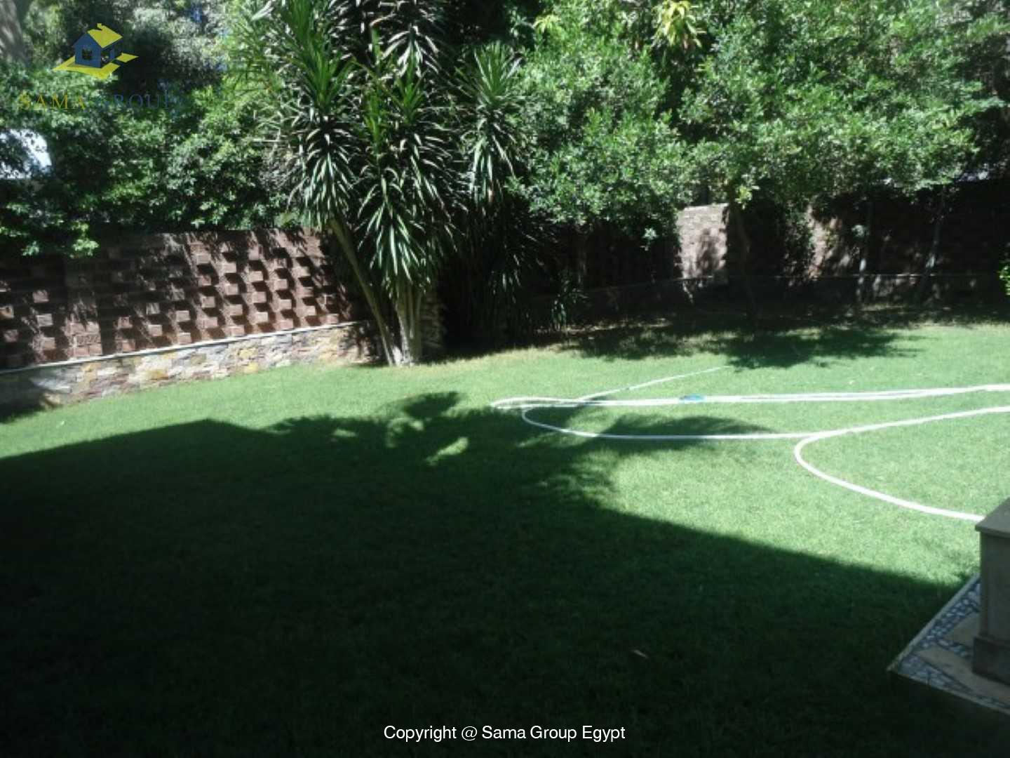 Villa with swimming pool For Rent In Maadi,Furnished,Villa NO #2