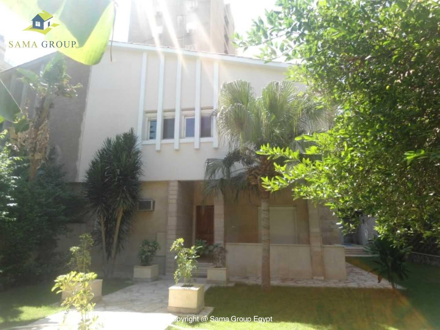 Villa with swimming pool For Rent In Maadi,Furnished,Villa NO #13