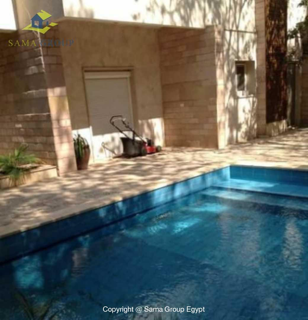 Villa with swimming pool For Rent In Maadi,Furnished,Villa NO #1
