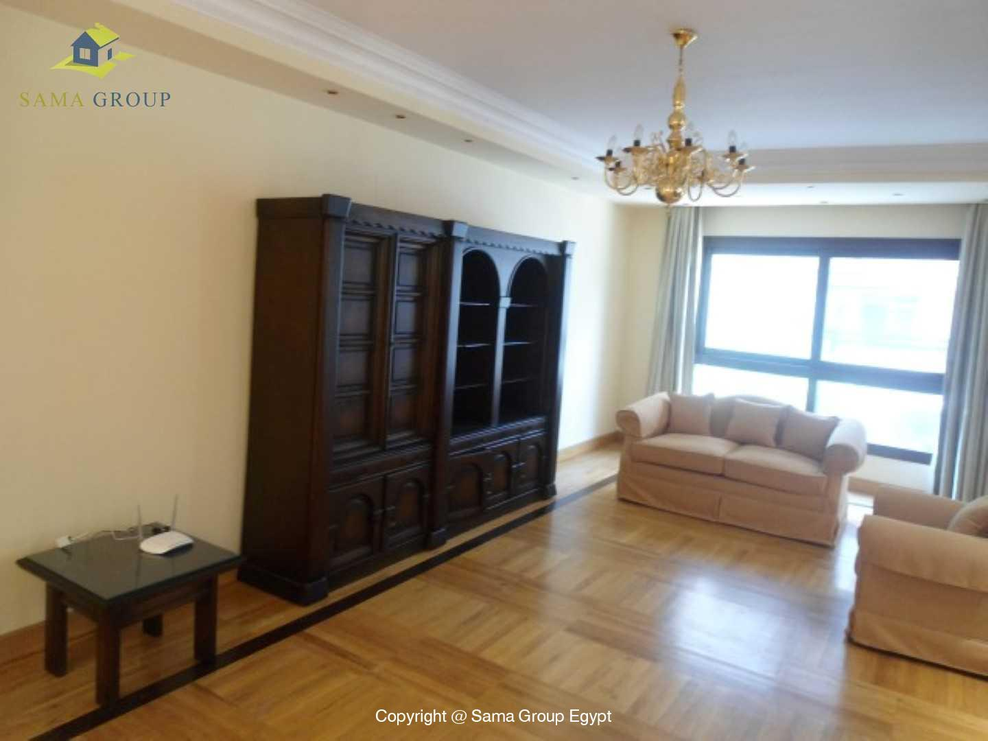 Modern Furnished Apartment For Rent In Maadi,Furnished,Apartment NO #13