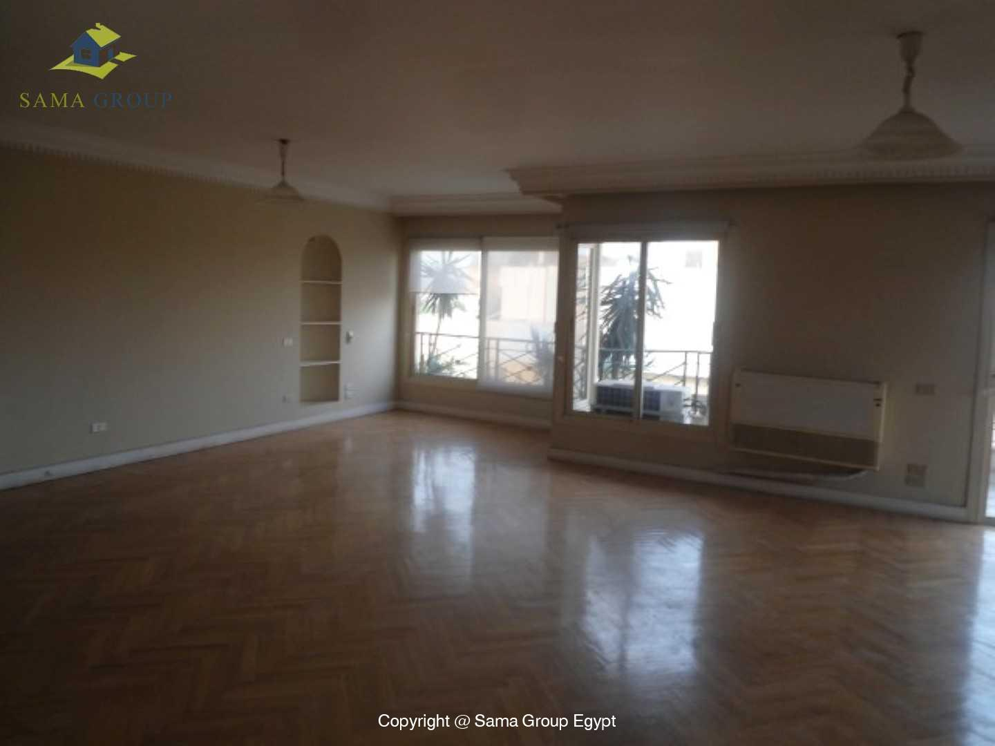 Roof top with Swimming Pool For Rent In Maadi,Semi furnished,Penthouse NO #9