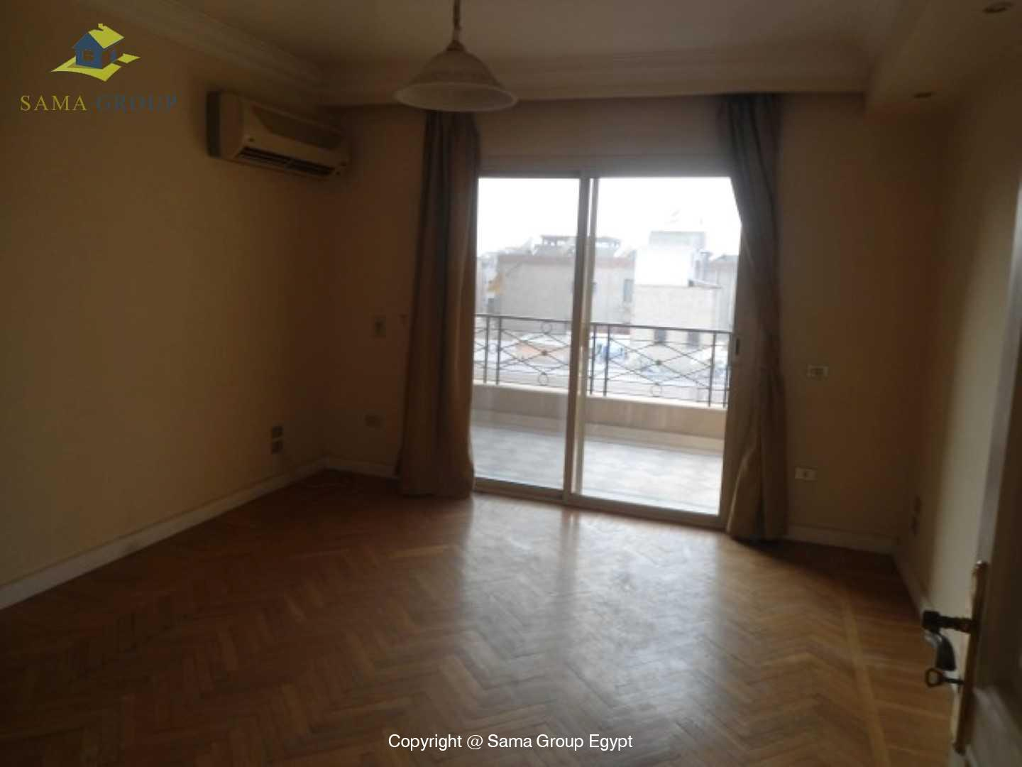 Roof top with Swimming Pool For Rent In Maadi,Semi furnished,Penthouse NO #5