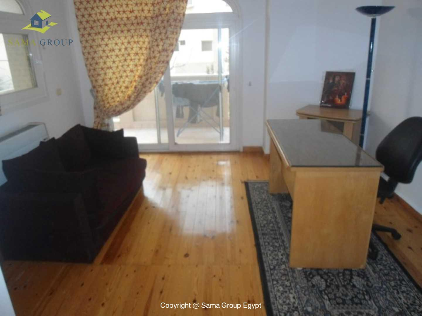Penthouse For Rent In Maadi Degla Close to CAC,Furnished,Penthouse NO #6
