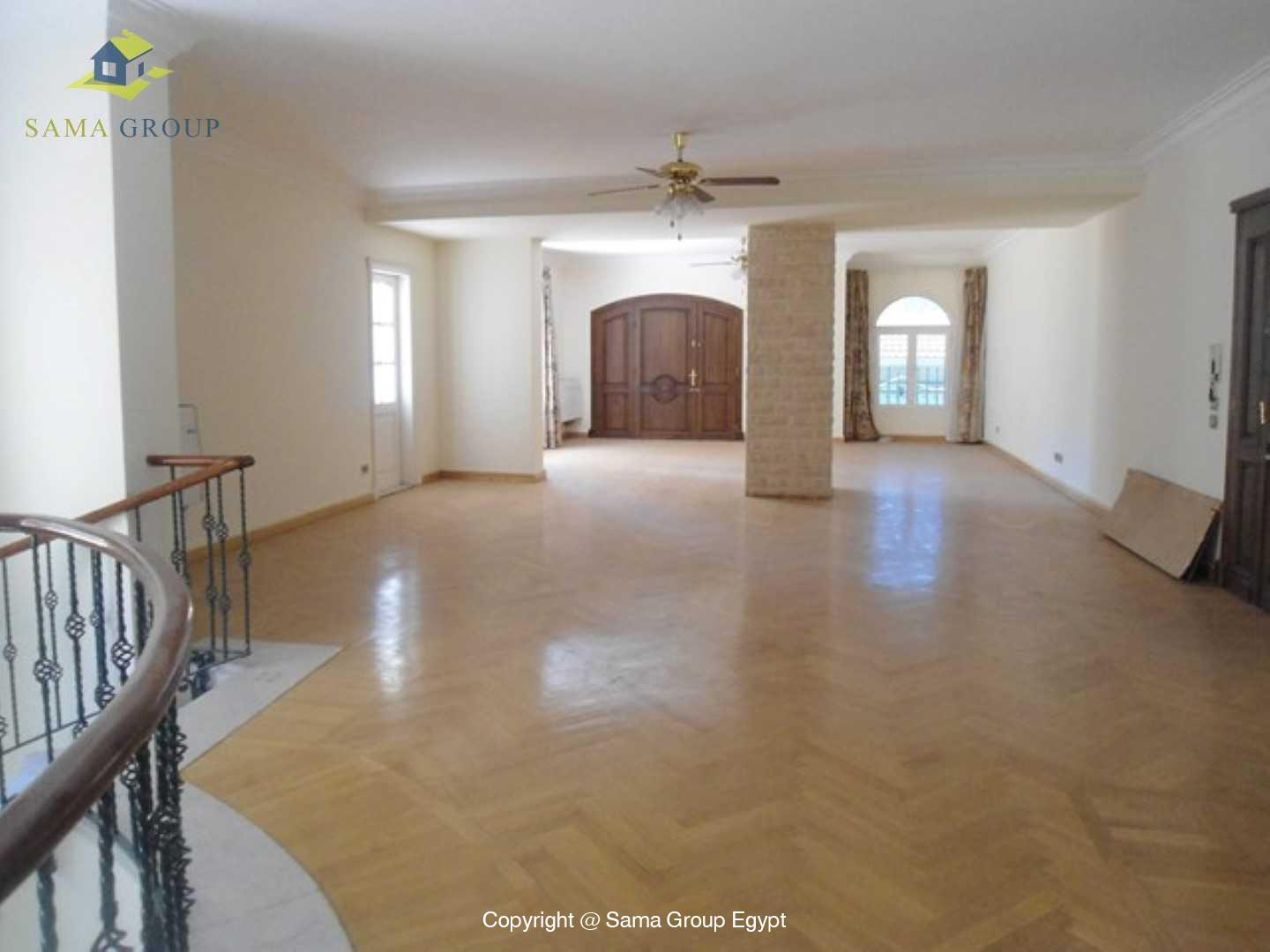 Semi Furnished Ground Floor For Rent In Maadi,Semi furnished,Ground Floor NO #4