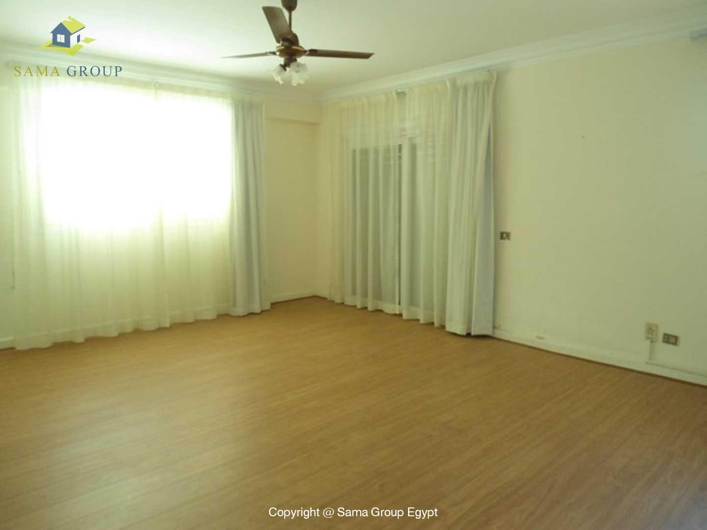 Semi Furnished Ground Floor For Rent In Maadi,Semi furnished,Ground Floor NO #2