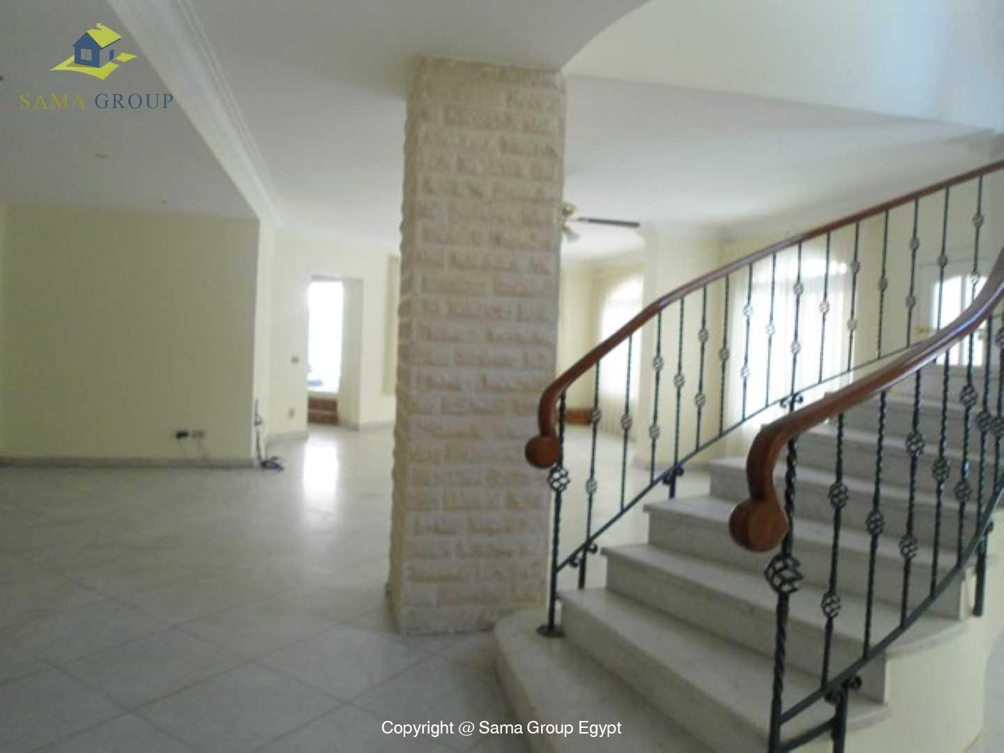 Semi Furnished Ground Floor For Rent In Maadi,Semi furnished,Ground Floor NO #1