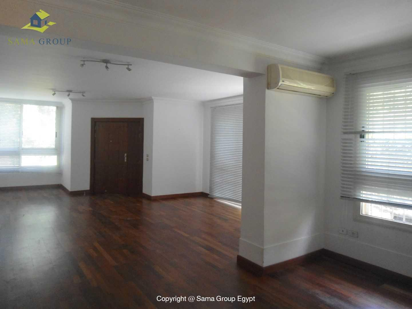 Ground Floor With Pool For Rent In Maadi Sarayat,Modern Furnished,Ground Floor NO #12