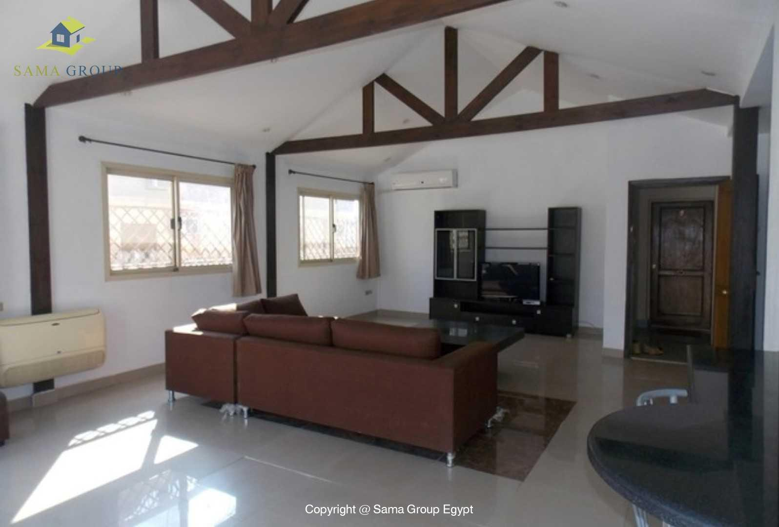 Penthouse For Rent In Maadi Sarayat,Modern Furnished,Penthouse NO #13