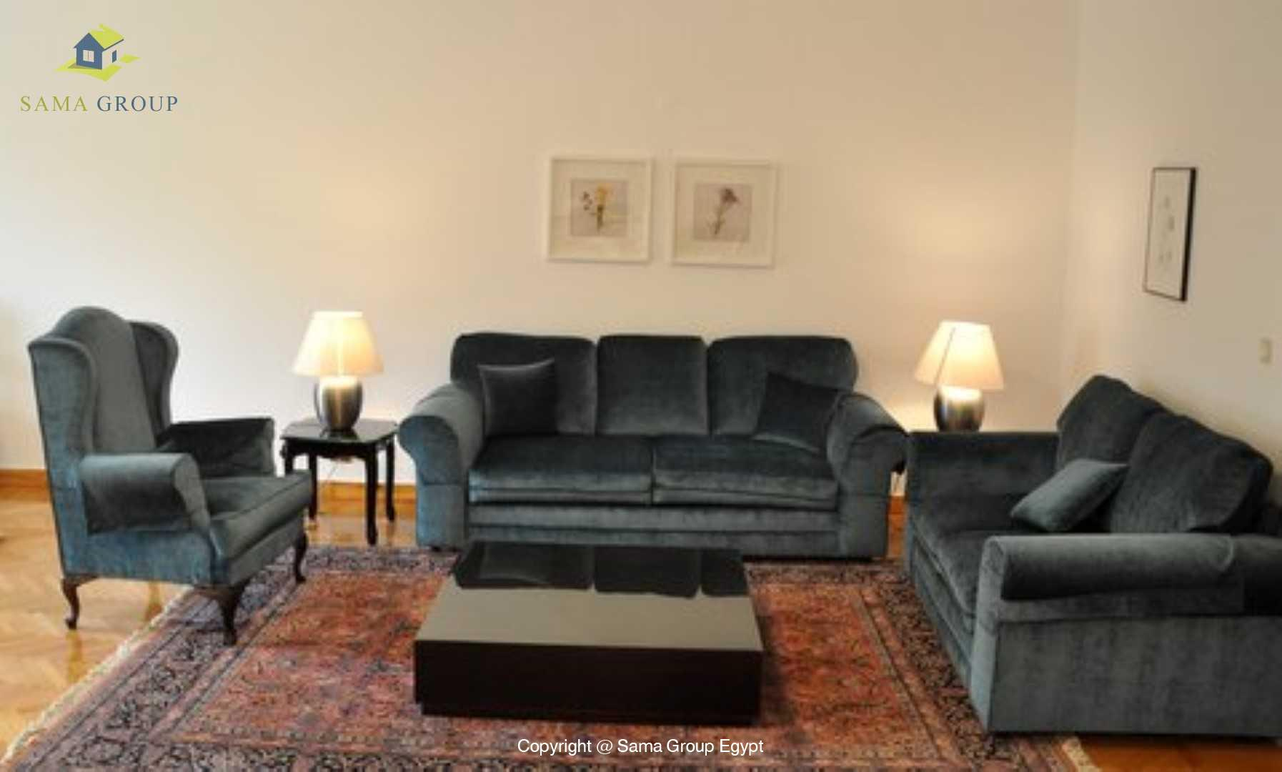 Apartment For Rent In Maadi Close to CAC,Modern Furnished,Apartment NO #3