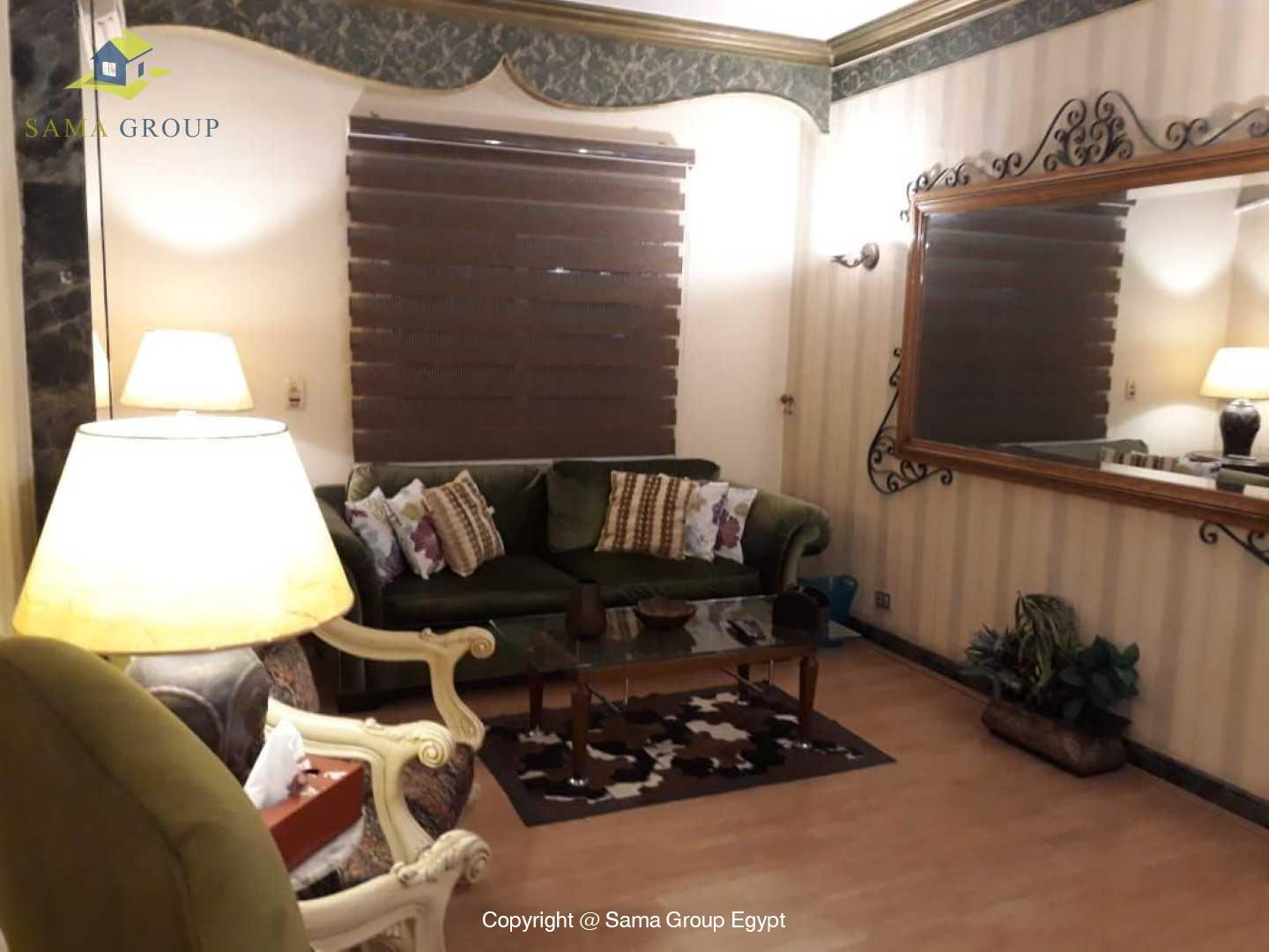 Apartment For Rent In Maadi Degla,Modern Furnished,Apartment NO #43
