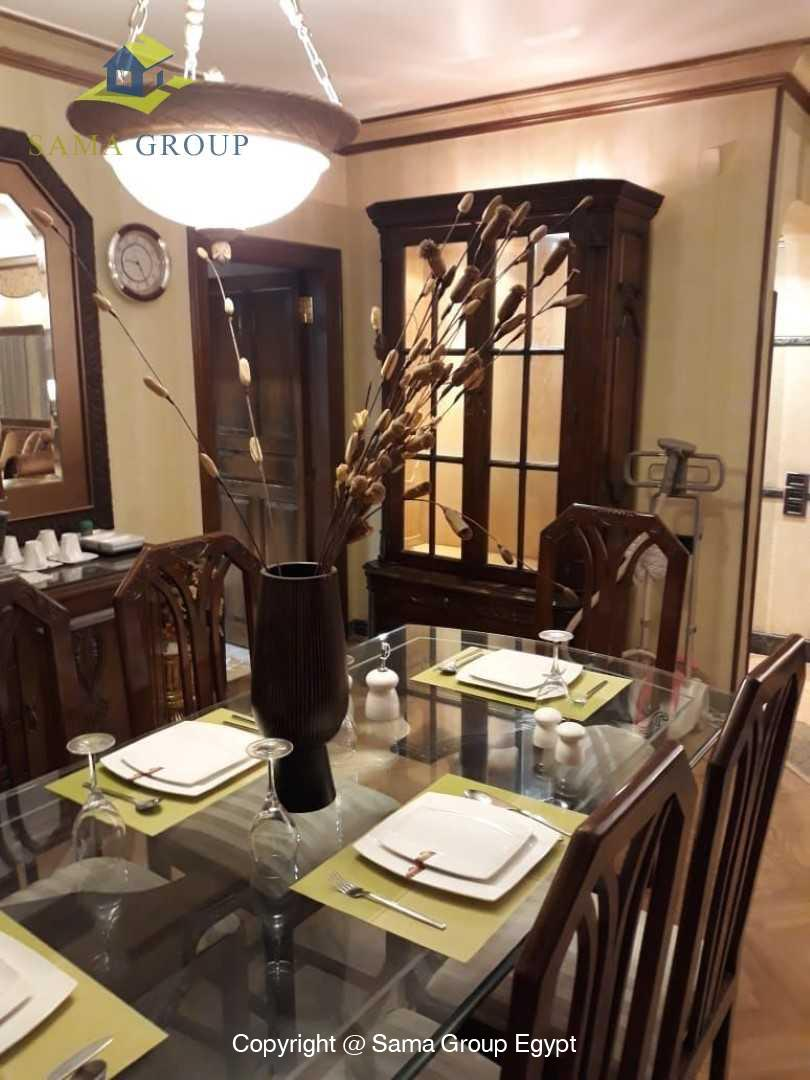 Apartment For Rent In Maadi Degla,Modern Furnished,Apartment NO #32