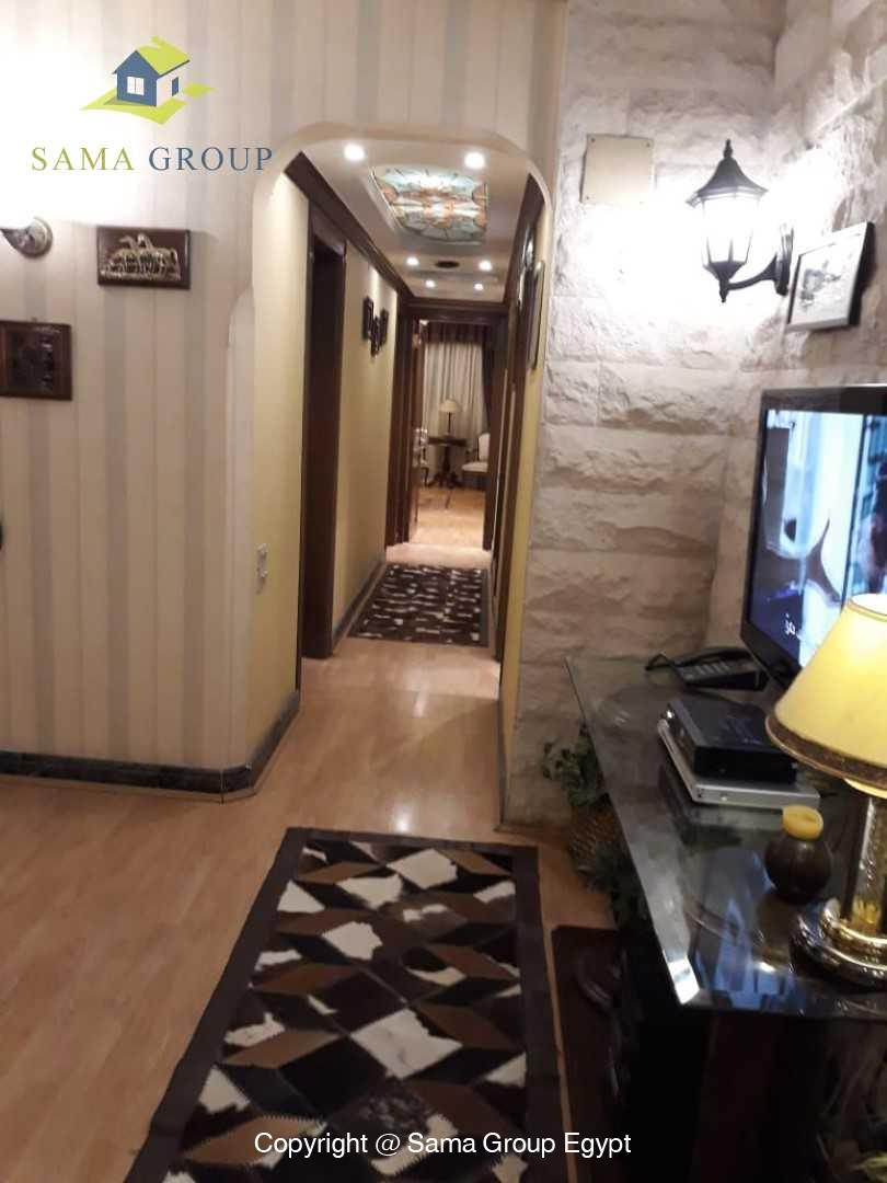 Apartment For Rent In Maadi Degla,Modern Furnished,Apartment NO #36