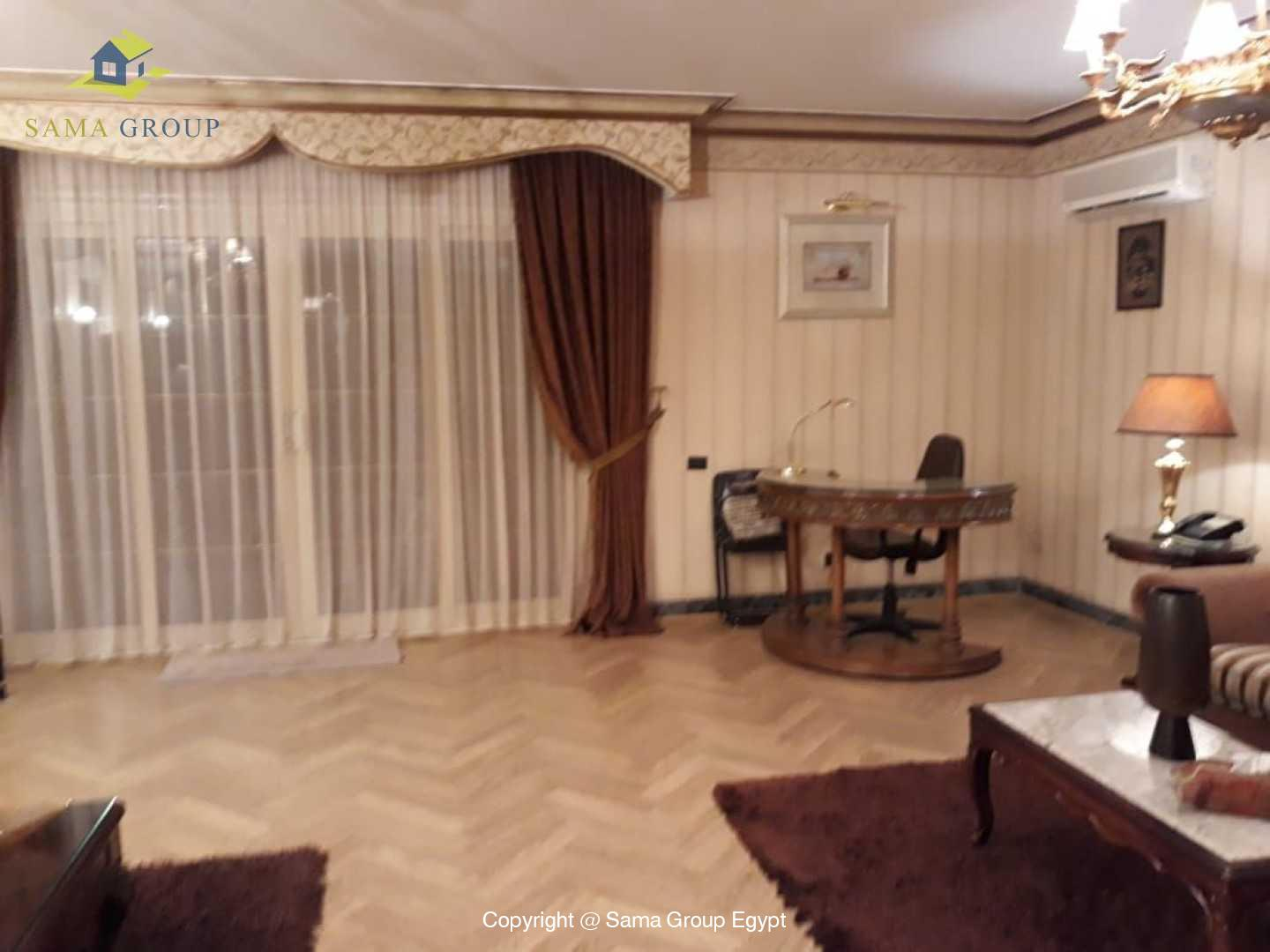 Apartment For Rent In Maadi Degla,Modern Furnished,Apartment NO #21