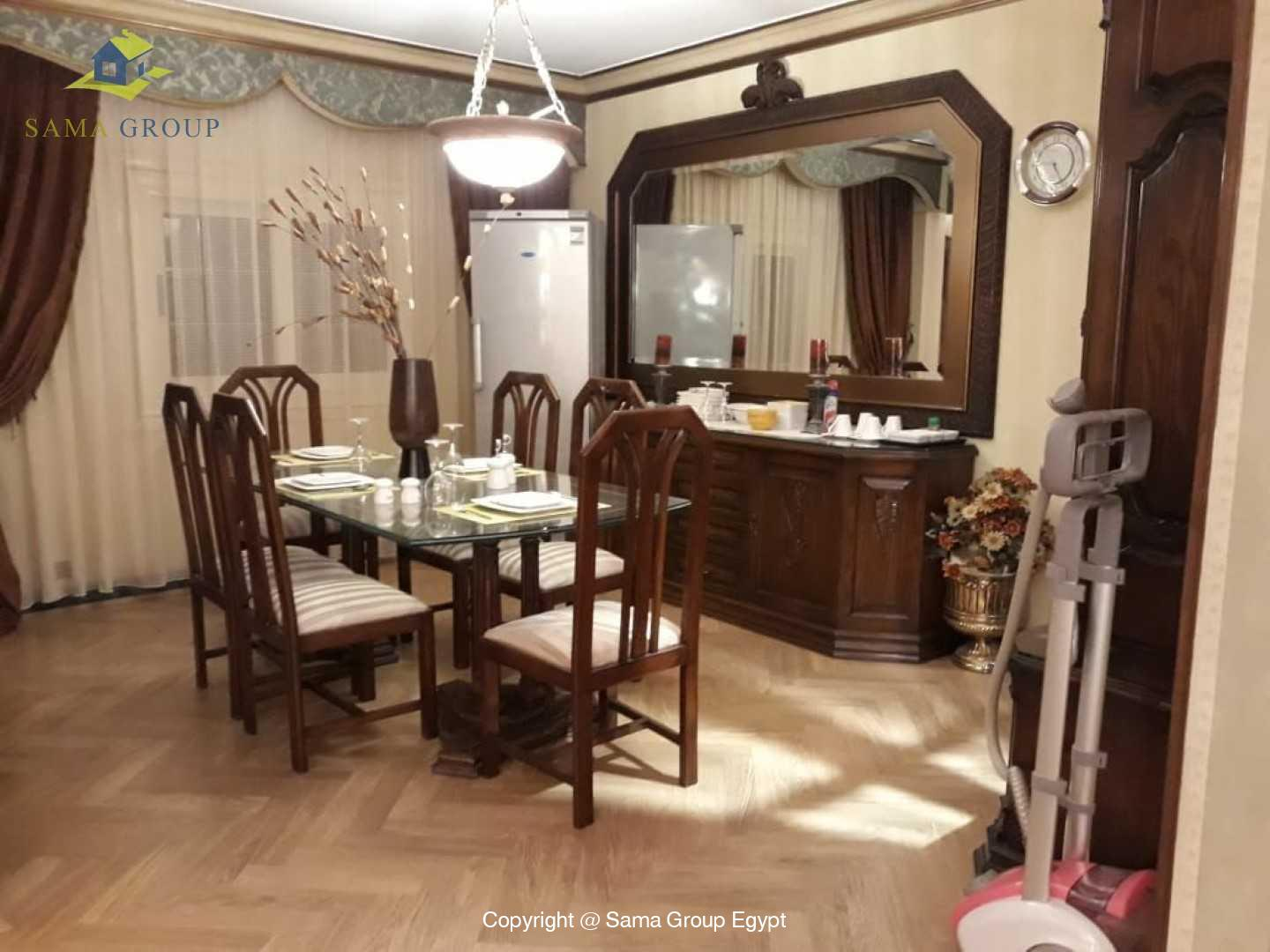 Apartment For Rent In Maadi Degla,Modern Furnished,Apartment NO #5