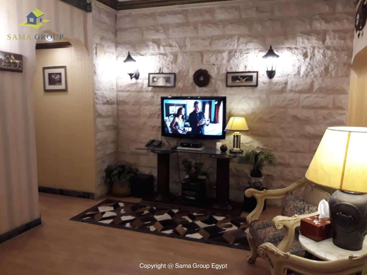 Apartment For Rent In Maadi Degla,Modern Furnished,Apartment NO #3