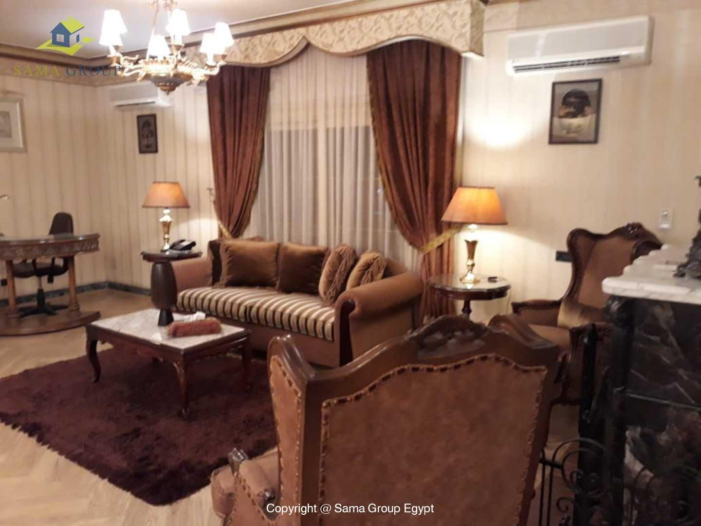 Apartment For Rent In Maadi Degla,Modern Furnished,Apartment NO #14
