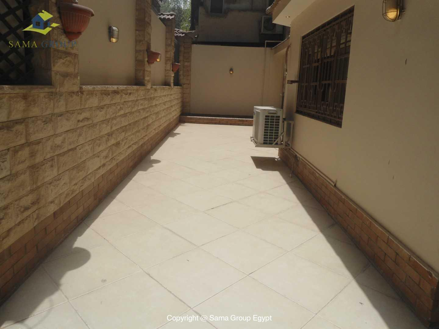 Ground Floor For Rent In Maadi Closs To CAC,Semi furnished,Ground Floor NO #14
