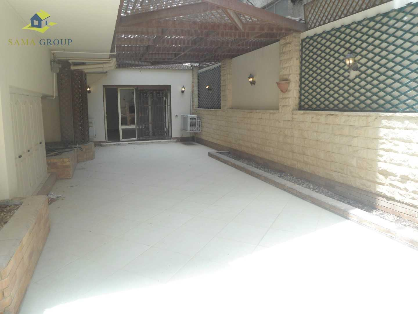 Ground Floor For Rent In Maadi Closs To CAC,Semi furnished,Ground Floor NO #13