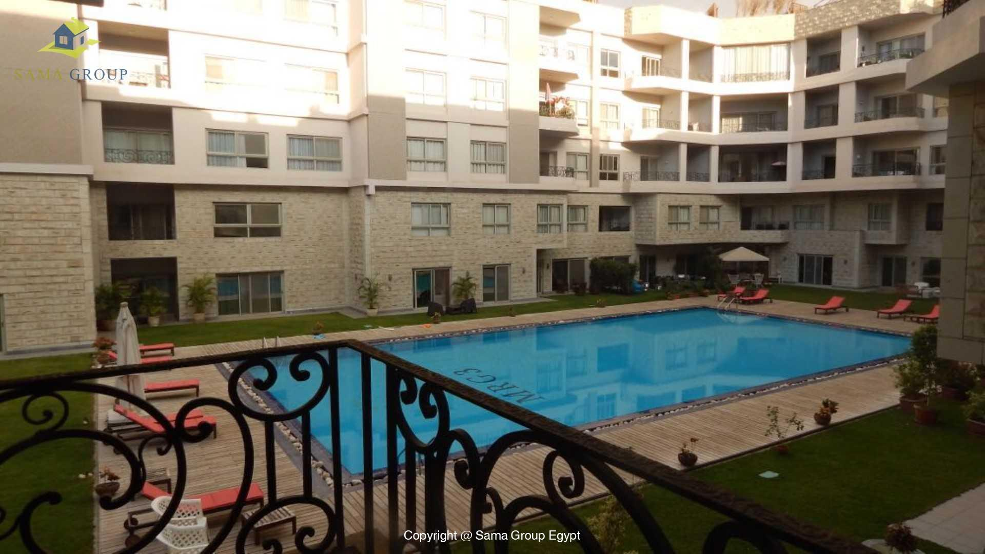 Modern Studio Swimming pool Shared For Rent In Maadi ,Modern Furnished,Studio NO #10