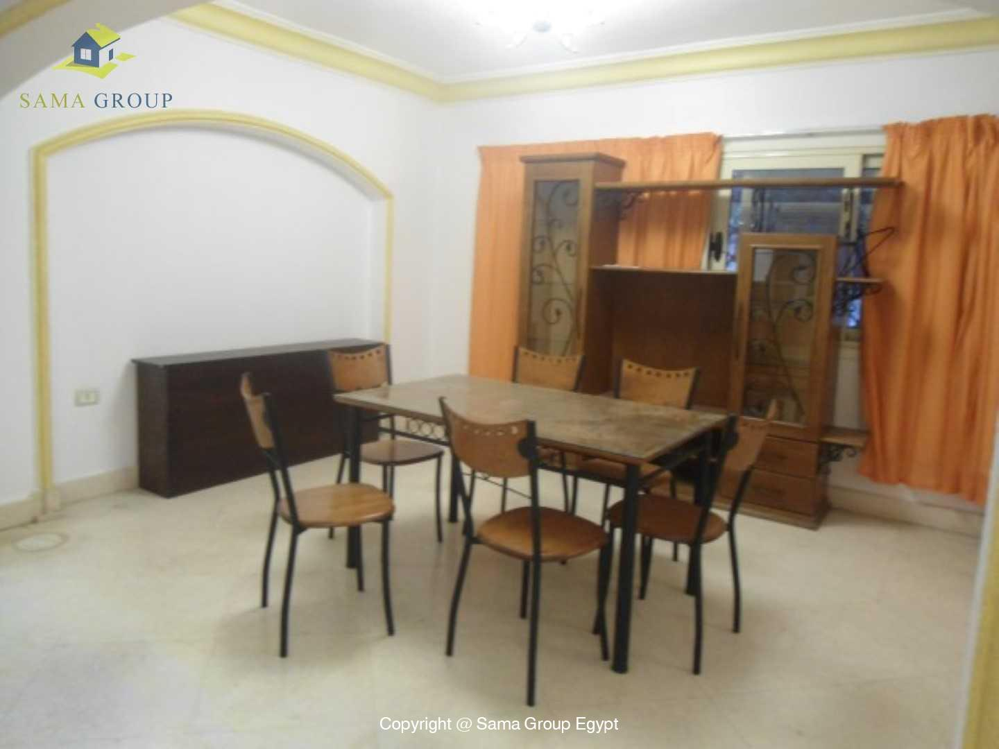 Fully Furnished Ground Floor For Rent In Maadi,Modern Furnished,Ground Floor NO #5