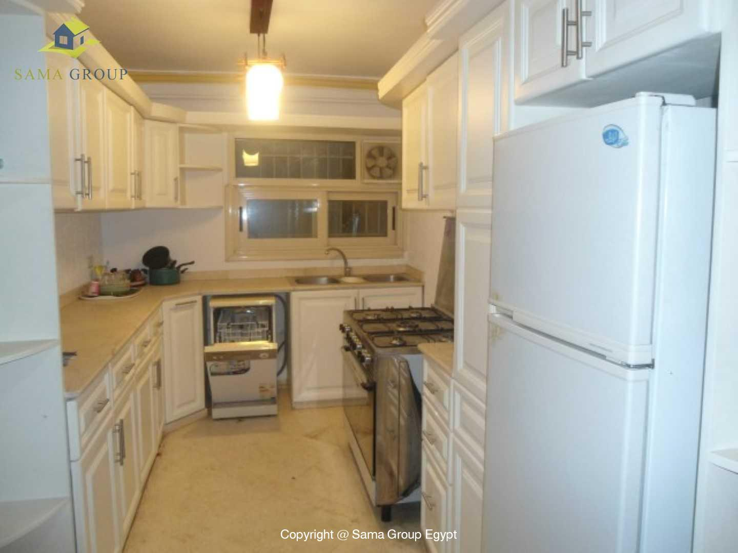 Fully Furnished Ground Floor For Rent In Maadi,Modern Furnished,Ground Floor NO #12