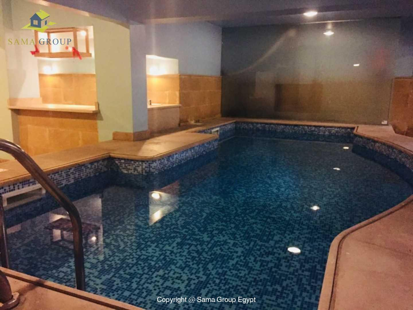 Modern Apartment Swimming pool Shared For Rent In Maadi,Modern Furnished,Apartment NO #12