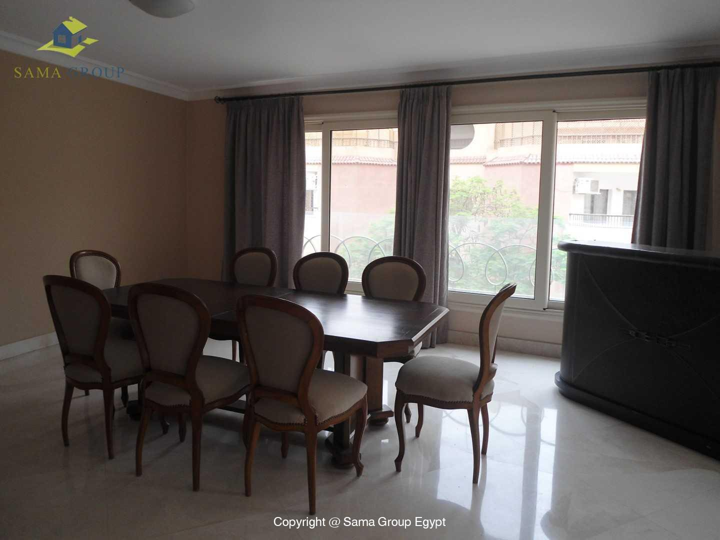 Modern Apartment Swimming pool Shared For Rent In Maadi,Modern Furnished,Apartment NO #16