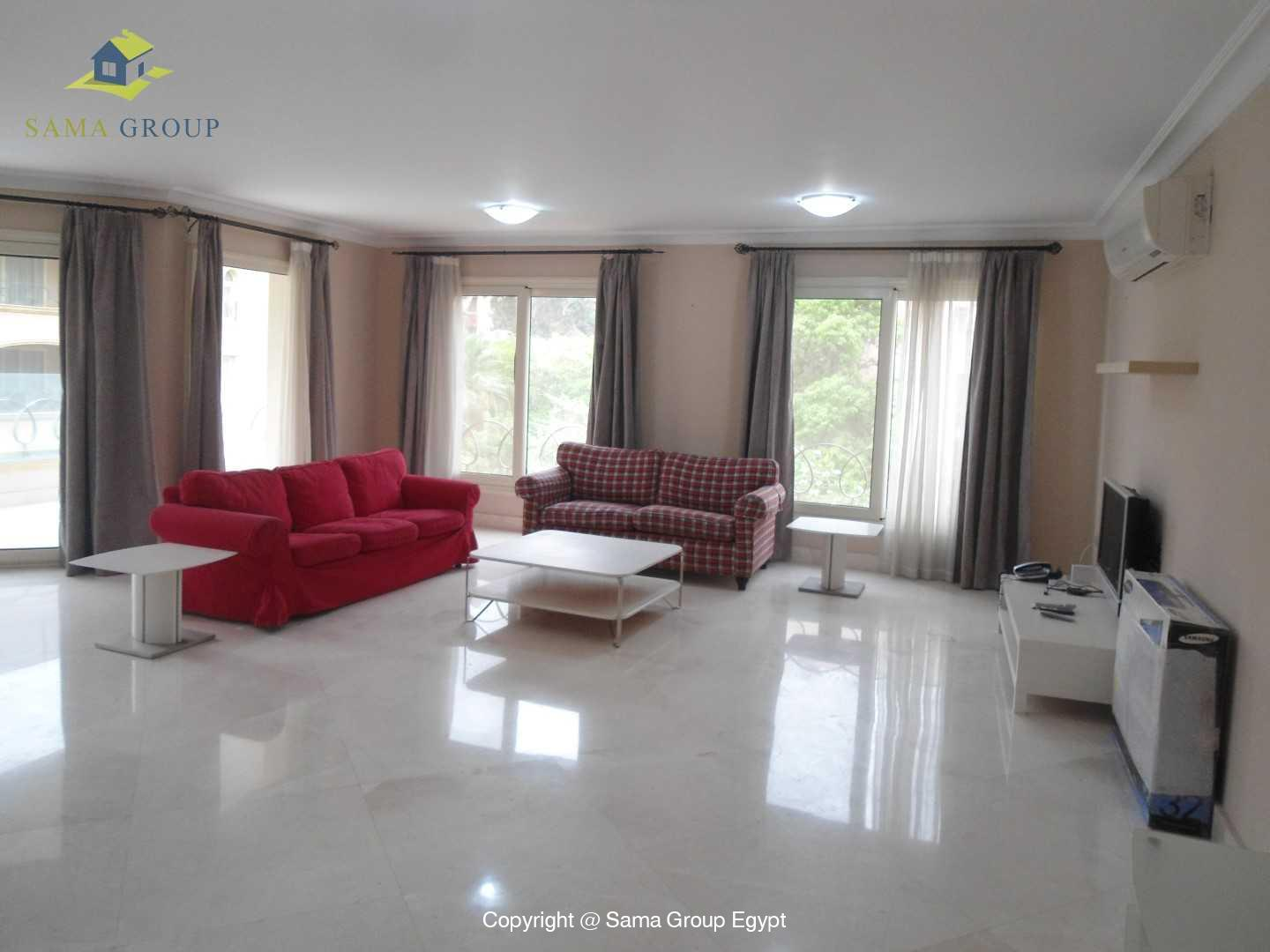 Modern Apartment Swimming pool Shared For Rent In Maadi,Modern Furnished,Apartment NO #17