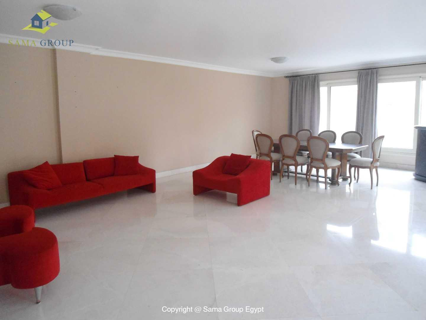 Modern Apartment Swimming pool Shared For Rent In Maadi,Modern Furnished,Apartment NO #18