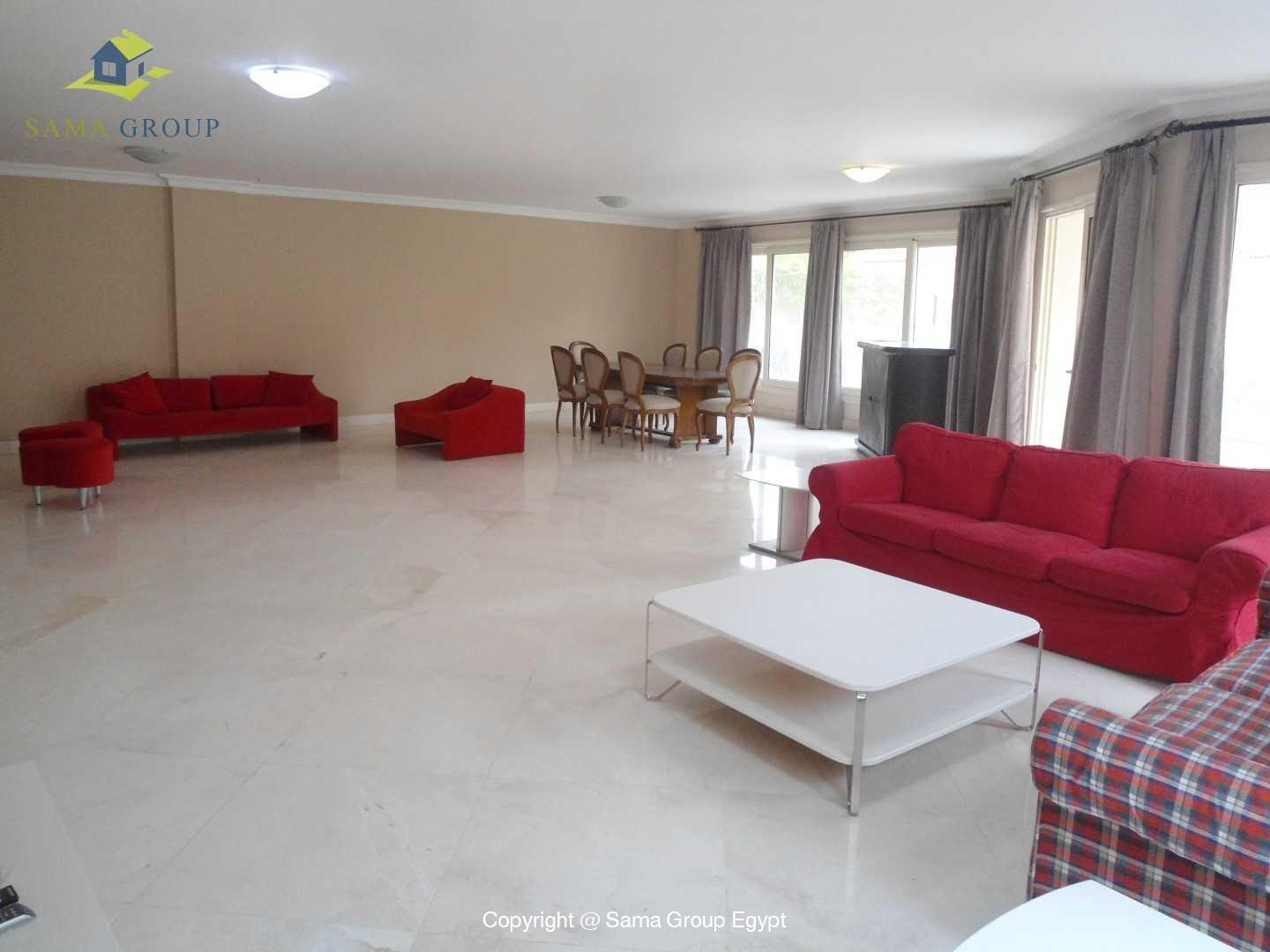 Modern Apartment Swimming pool Shared For Rent In Maadi,Modern Furnished,Apartment NO #19