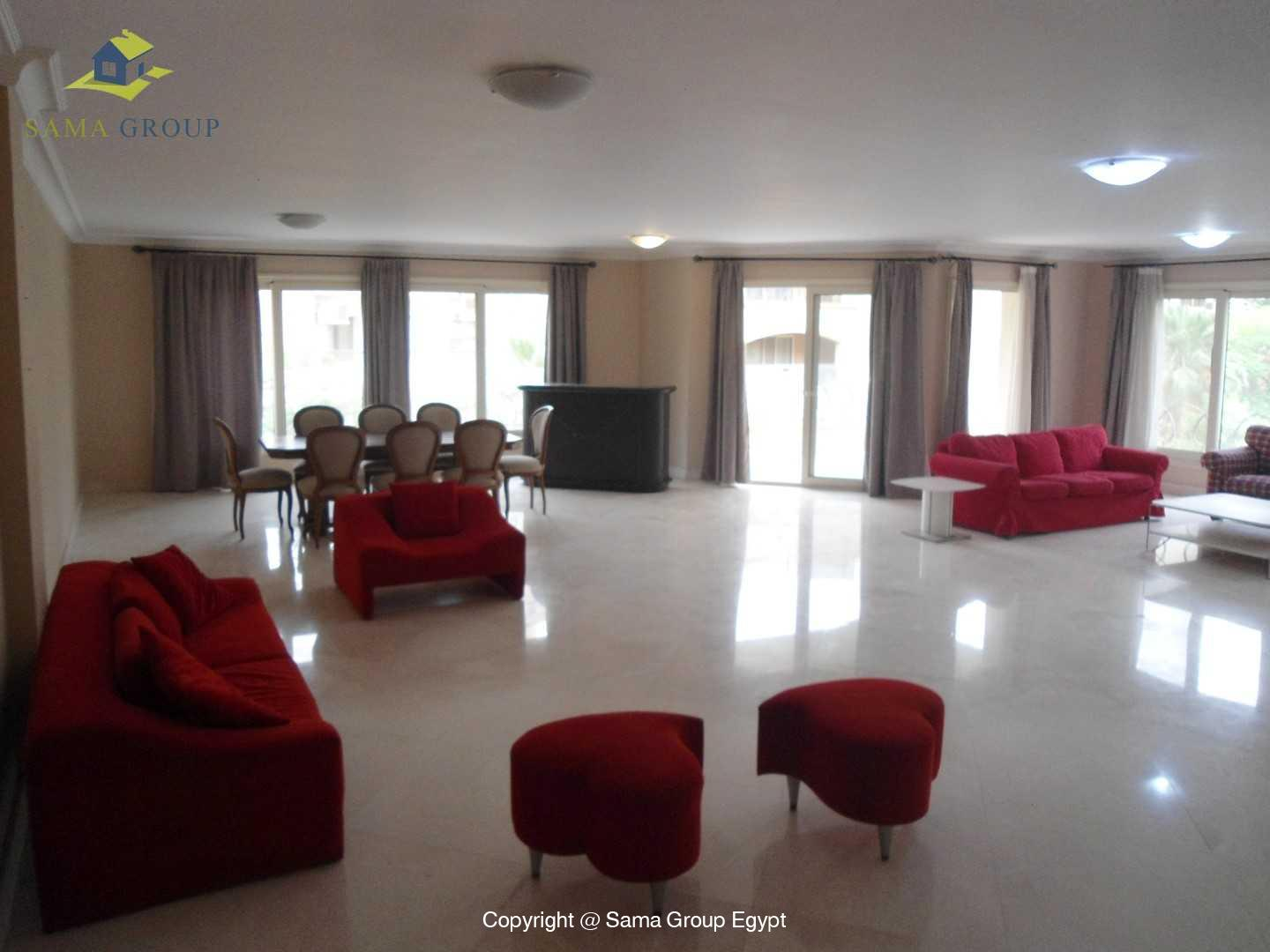 Modern Apartment Swimming pool Shared For Rent In Maadi,Modern Furnished,Apartment NO #20