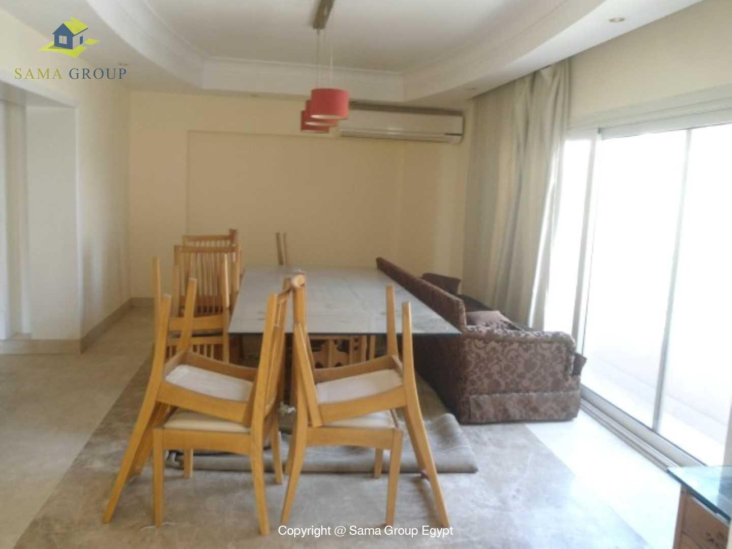 Semi Furnished Apartment For Rent In Maadi,Semi furnished,Apartment NO #11