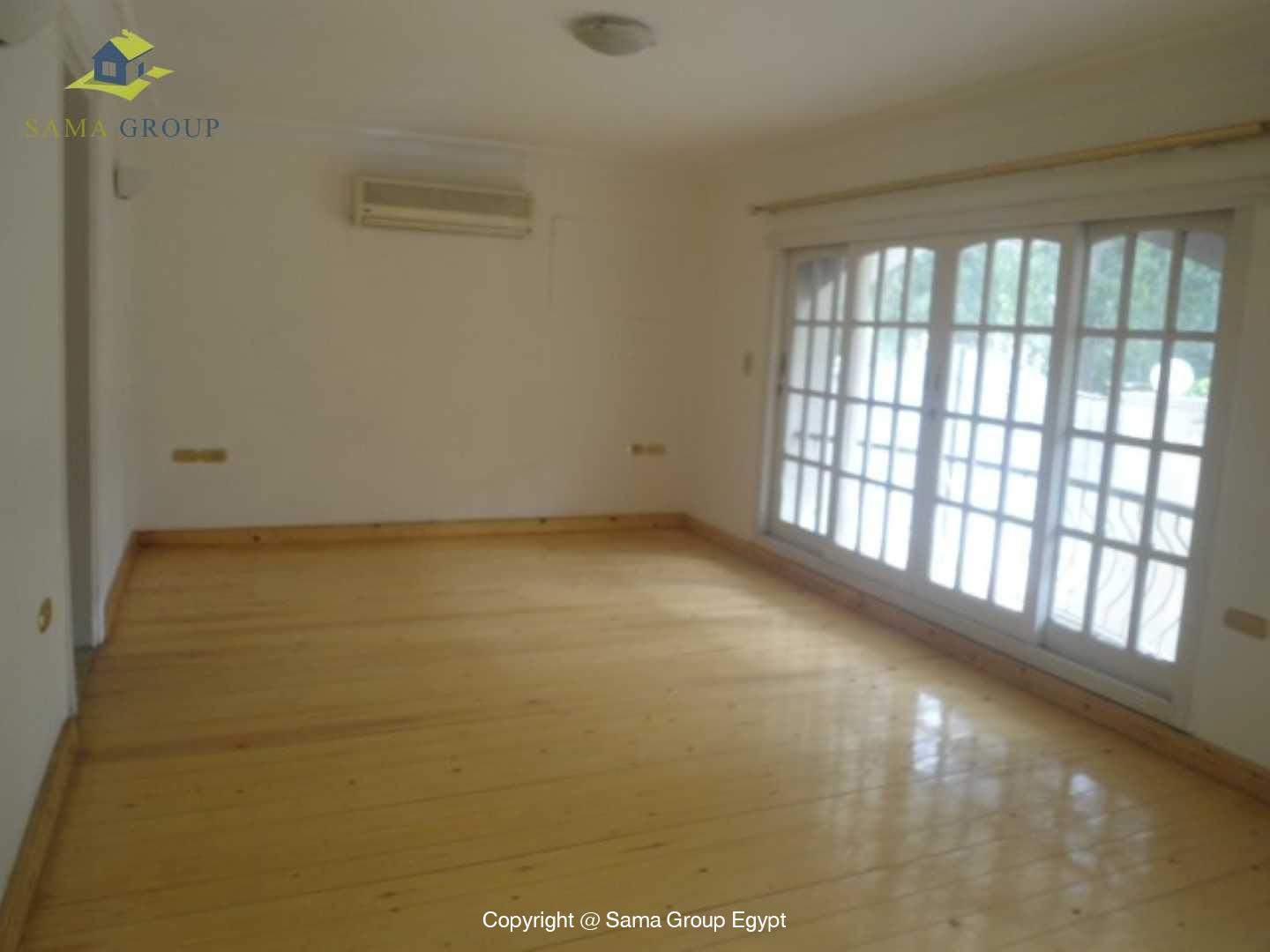Ground Floor Duplex With Pool For Rent In Maadi,Semi furnished,Ground Floor NO #14