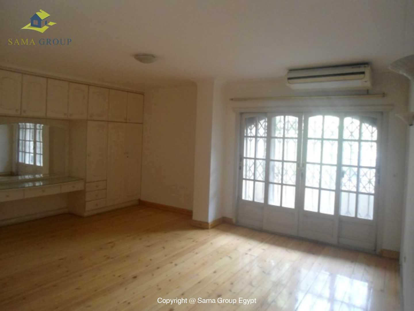 Ground Floor Duplex With Pool For Rent In Maadi,Semi furnished,Ground Floor NO #8