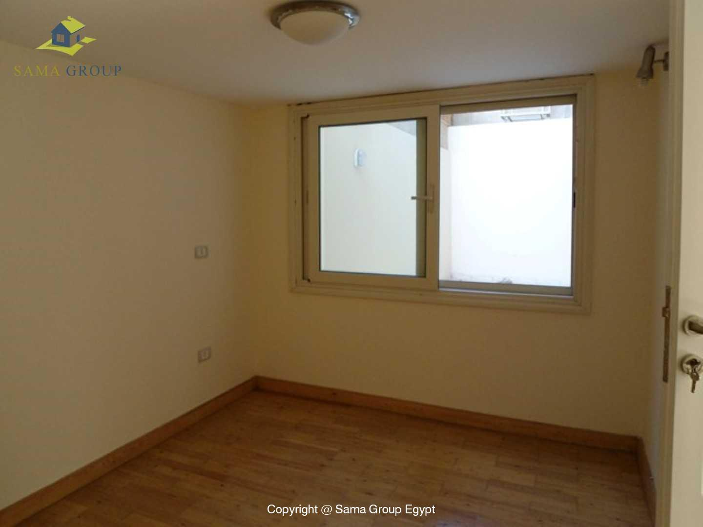 Ground Floor Duplex With Pool For Rent In Maadi Sarayat,Semi furnished,Ground Floor NO #14