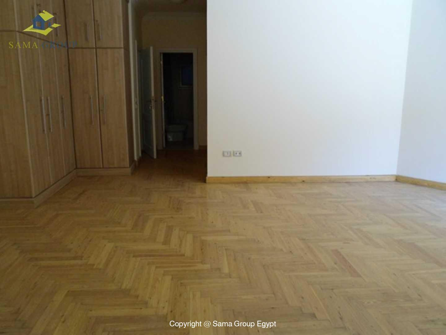 Ground Floor Duplex With Pool For Rent In Maadi Sarayat,Semi furnished,Ground Floor NO #19