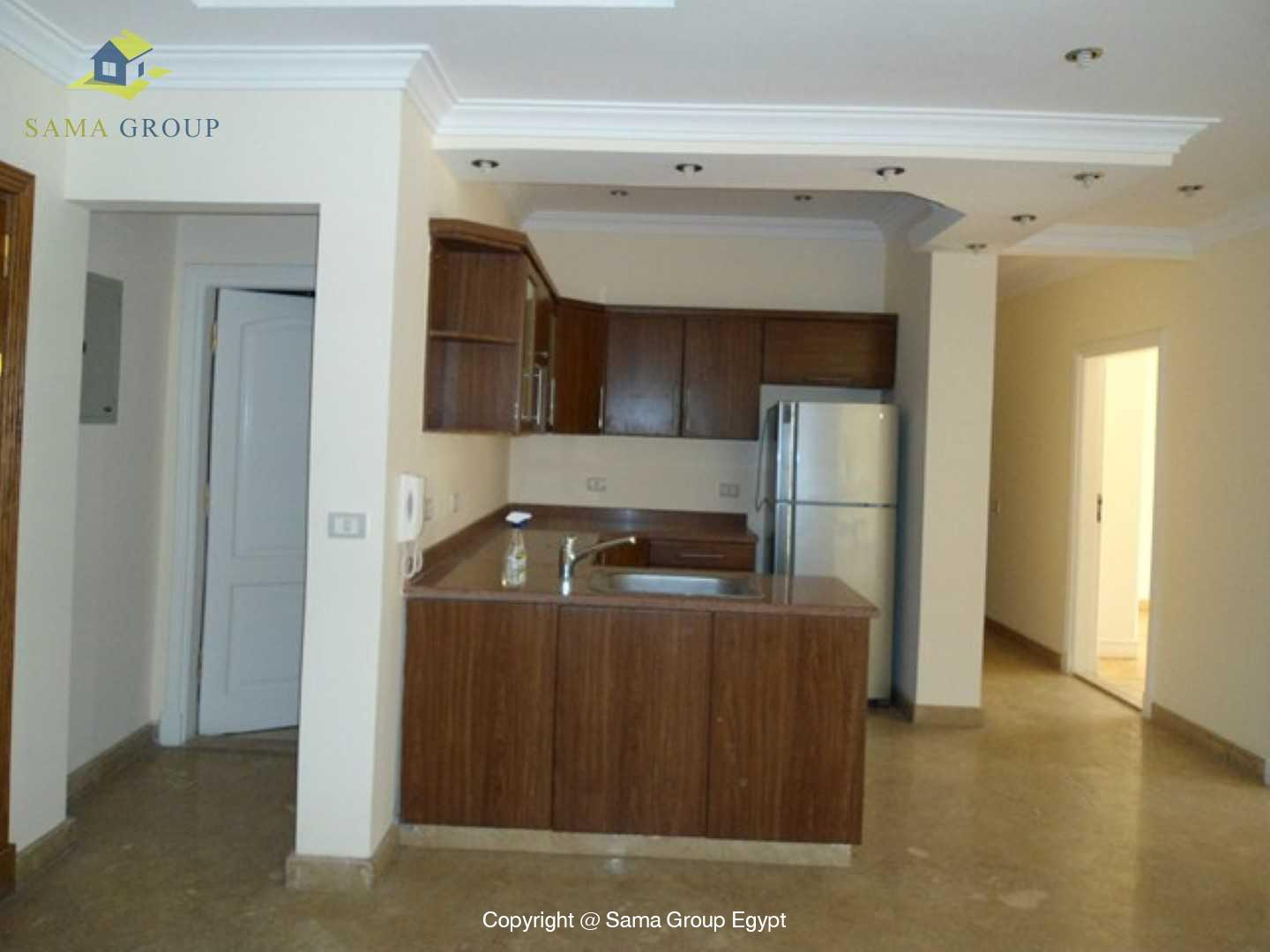 Ground Floor Duplex With Pool For Rent In Maadi Sarayat,Semi furnished,Ground Floor NO #2