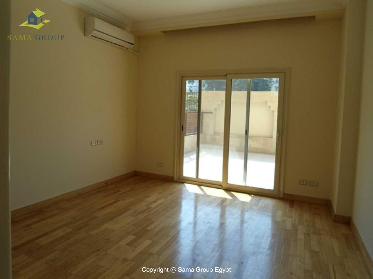 Ground Floor Duplex With Pool For Rent In Maadi Sarayat,Semi furnished,Ground Floor NO #5