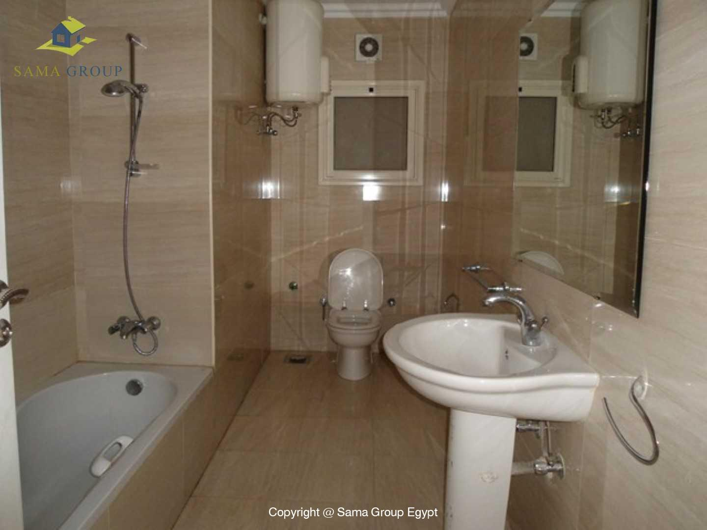 Ground Floor Duplex With Pool For Rent In Maadi Sarayat,Semi furnished,Ground Floor NO #8