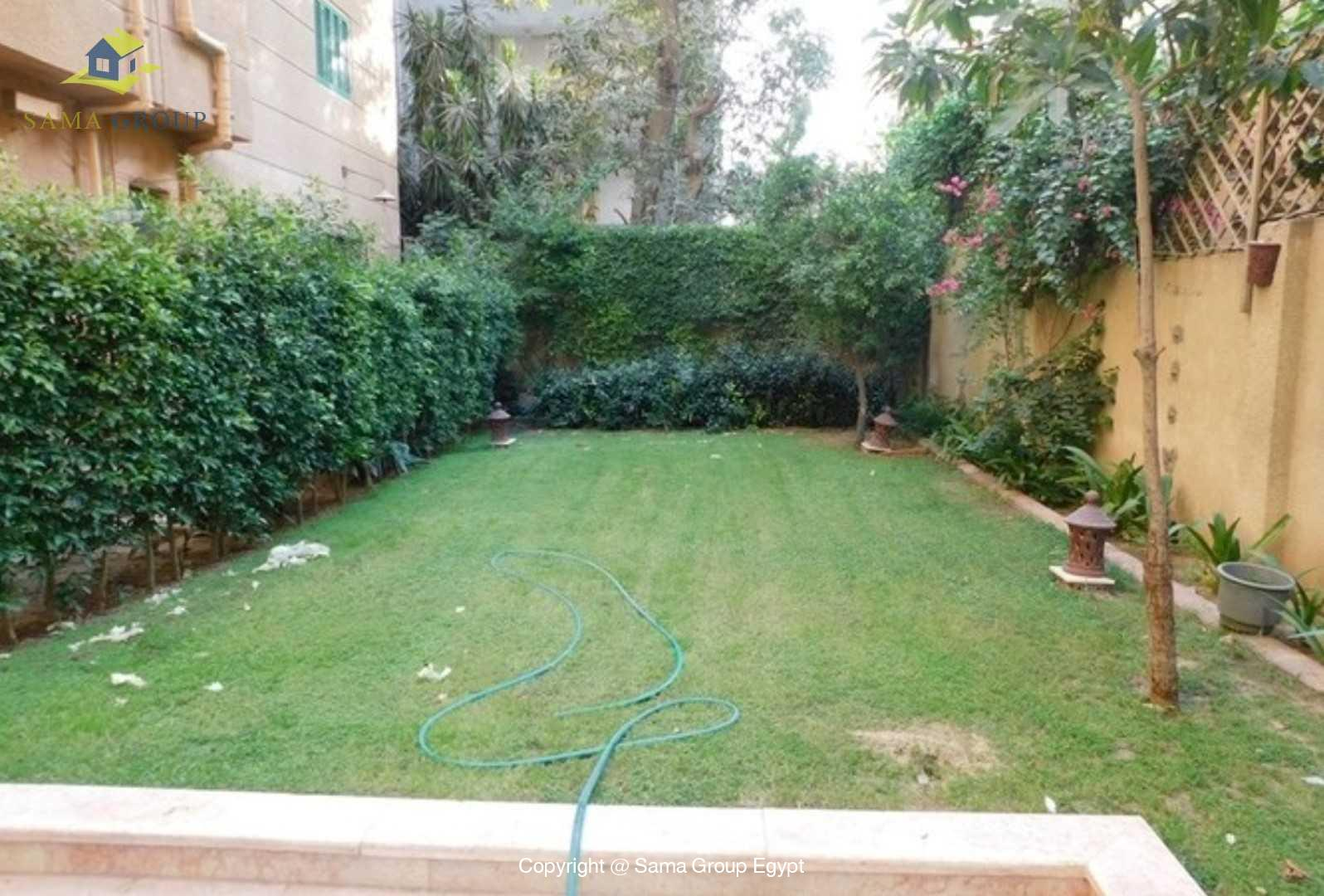 Ground Floor For Rent In Maadi,Furnished,Ground Floor NO #16