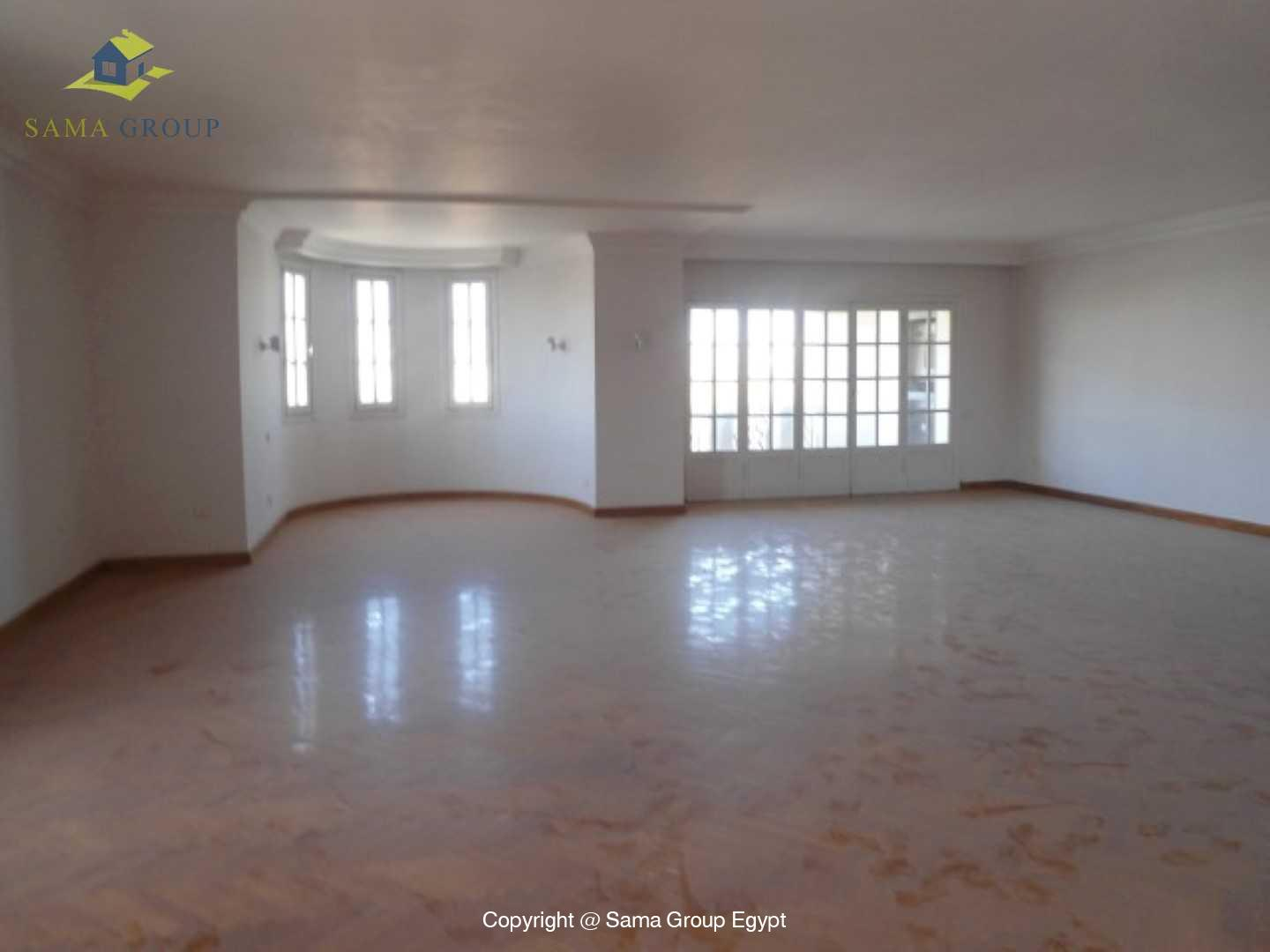 Penthouse Triplex with Swimming Pool For Rent In Maadi,Semi furnished,Penthouse NO #21